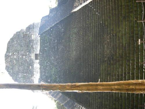 Templo Siete, Abajo