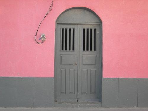 Puerta, Flores