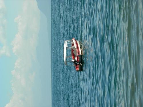 Taxi, Lago de Atitlan