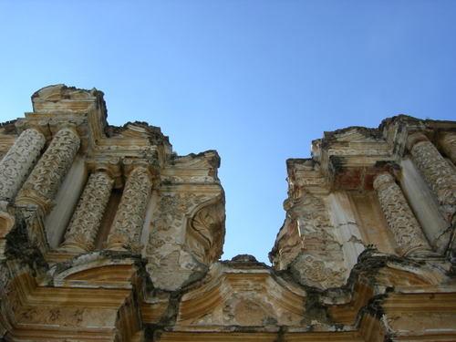 Ruinas, Antigua