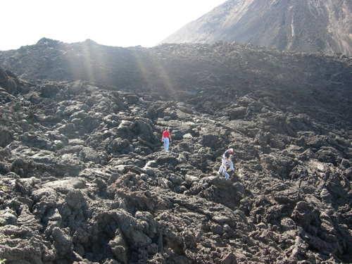 Lava Field, Pacaya
