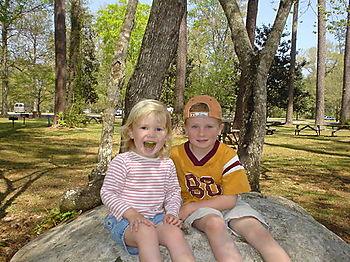 Lindsey and Hayden
