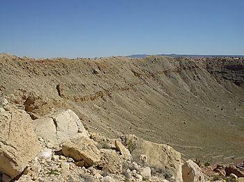 Meteorite Crater, AZ